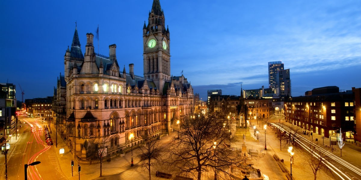 Commercial CCTV Manchester